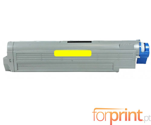 Cartucho de Toner Compatible OKI 42918913 Amarillo ~ 15.000 Paginas