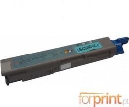 Cartucho de Toner Compatible OKI 43459435 / 43459331 Cyan ~ 2.500 Paginas