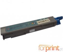 Cartucho de Toner Compatible OKI 43459434 / 43459330 Magenta ~ 2.500 Paginas