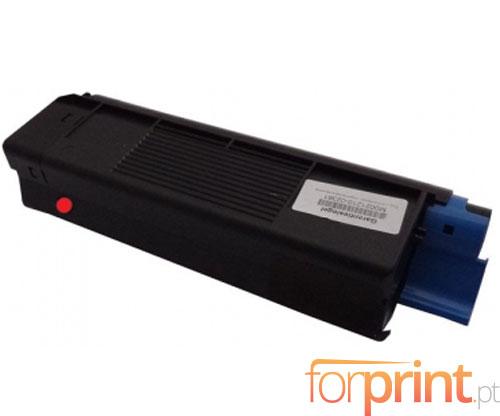 Cartucho de Toner Compatible OKI 42127406 Magenta ~ 5.000 Paginas
