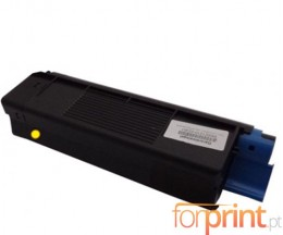 Cartucho de Toner Compatible OKI 42127405 Amarillo ~ 5.000 Paginas