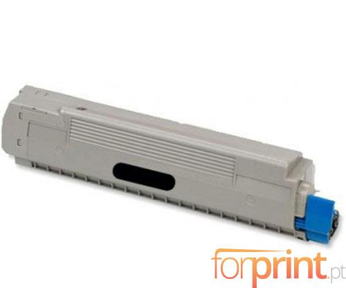 Cartucho de Toner Compatible OKI 43487712 Negro ~ 6.000 Paginas