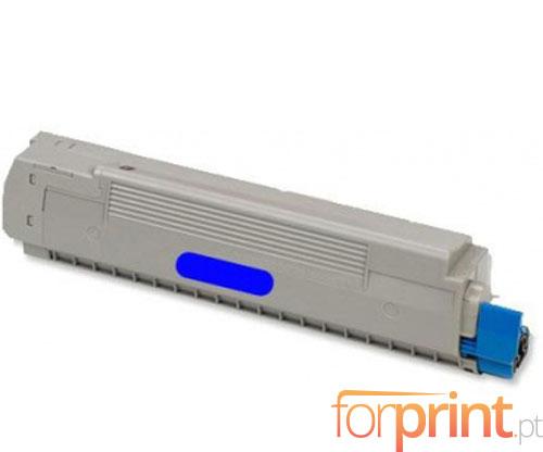 Cartucho de Toner Compatible OKI 43487711 Cyan ~ 6.000 Paginas