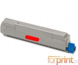 Cartucho de Toner Compatible OKI 43487710 Magenta ~ 6.000 Paginas