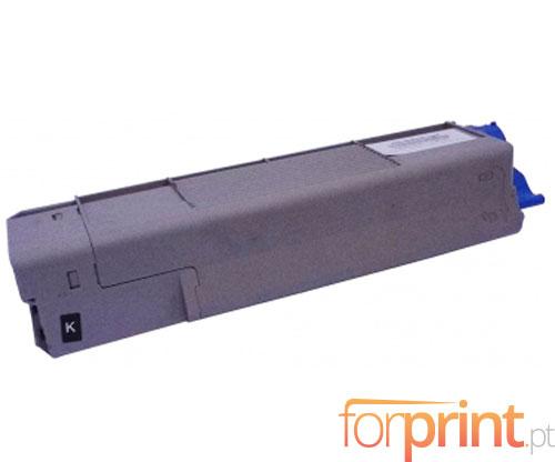 Cartucho de Toner Compatible OKI 43865724 Negro ~ 6.000 Paginas