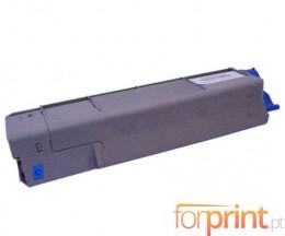 Cartucho de Toner Compatible OKI 43865723 Cyan ~ 6.000 Paginas