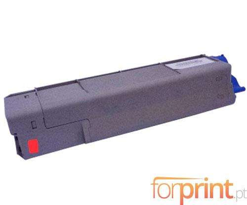 Cartucho de Toner Compatible OKI 43865722 Magenta ~ 6.000 Paginas