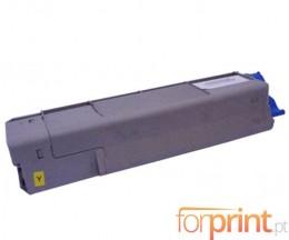 Cartucho de Toner Compatible OKI 43324421 Amarillo ~ 5.000 Paginas