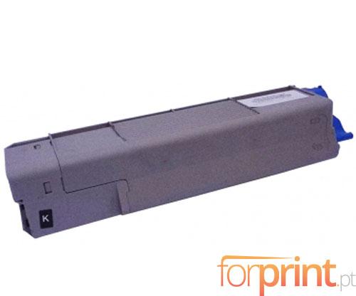Cartucho de Toner Compatible OKI 43865708 Negro ~ 8.000 Paginas