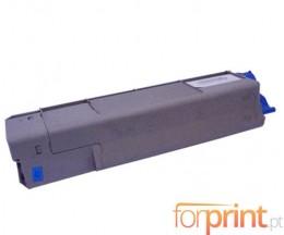 Cartucho de Toner Compatible OKI 43872307 Cyan ~ 2.000 Paginas