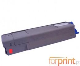 Cartucho de Toner Compatible OKI 43872306 Magenta ~ 2.000 Paginas