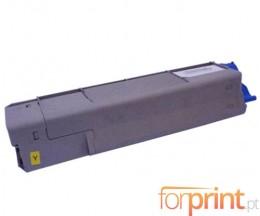 Cartucho de Toner Compatible OKI 43381905 Amarillo ~ 2.000 Paginas