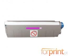 Cartucho de Toner Compatible OKI 41515210 Magenta ~ 15.000 Paginas