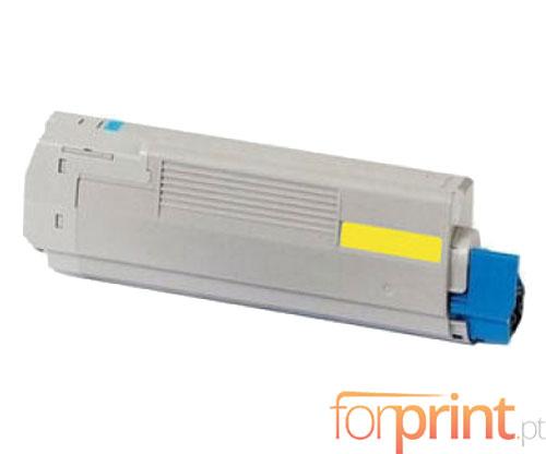 Cartucho de Toner Compatible OKI 44059209 Amarillo ~ 10.000 Paginas