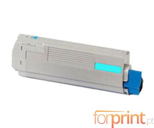Cartucho de Toner Compatible OKI 44059211 Cyan ~ 10.000 Paginas