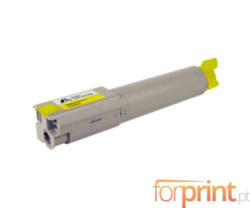 Cartucho de Toner Compatible OKI 43459369 Amarillo ~ 2.500 Paginas