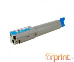 Cartucho de Toner Compatible OKI 43459371 Cyan ~ 2.500 Paginas