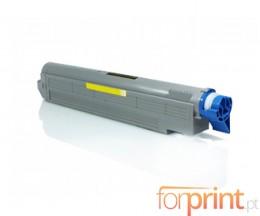 Cartucho de Toner Compatible OKI 44036021 Amarillo ~ 15.000 Paginas