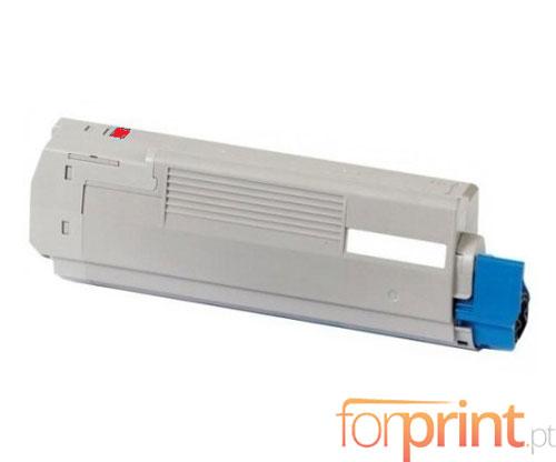 Cartucho de Toner Compatible OKI 44844506 Magenta ~ 10.000 Paginas