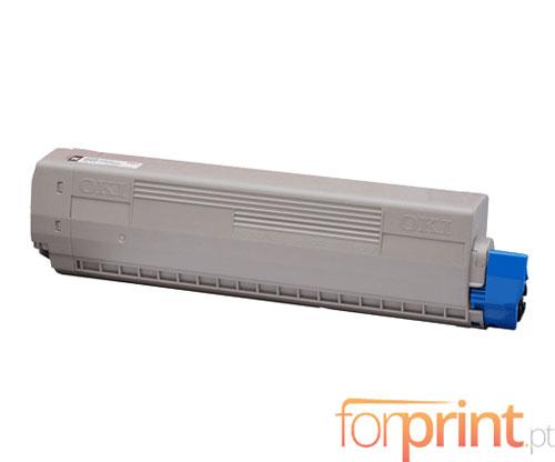 Cartucho de Toner Compatible OKI 44844508 Negro ~ 10.000 Paginas