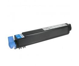 Cartucho de Toner Compatible OKI 43837107 Cyan ~ 15.000 Paginas