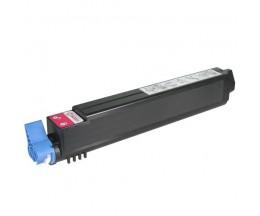 Cartucho de Toner Compatible OKI 43837106 Magenta ~ 15.000 Paginas