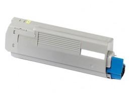 Cartucho de Toner Compatible OKI 43865729 Amarillo ~ 6.000 Paginas