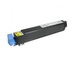 Cartucho de Toner Compatible OKI 44036025 Amarillo ~ 15.000 Paginas