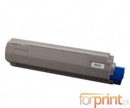 Cartucho de Toner Compatible OKI 44643001 Amarillo ~ 7.300 Paginas