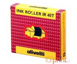 Rollo de Tinta Original Olivetti 81129 Negro