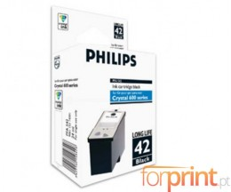 Cartucho de Tinta Original Philips PFA542 / 42 Negro ~ 950 Paginas