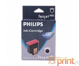 Cartucho de Tinta Original Philips PFA431 Negro 18ml ~ 500 Paginas