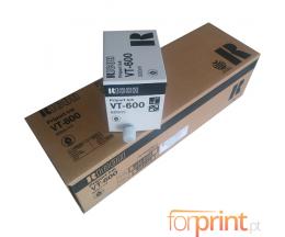 5 Cartuchos de tinta Originales, Ricoh 817101 Negro 600ml
