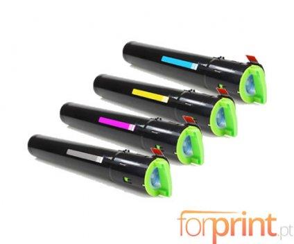 4 Cartuchos de Toneres Compatibles, Ricoh 84150X Negro + Colores ~ 10.000 / 9.500 Paginas