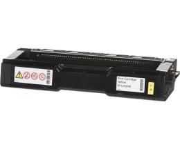 Cartucho de Toner Compatible Ricoh 407719 Amarillo ~ 6.000 Paginas