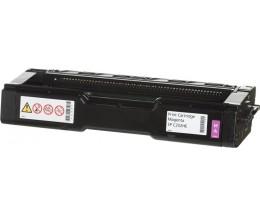 Cartucho de Toner Compatible Ricoh 407718 Magenta ~ 6.000 Paginas