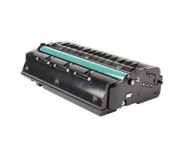 Cartucho de Toner Compatible Ricoh 821242 Negro ~ 6.400 Paginas