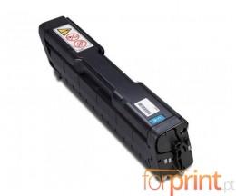 Cartucho de Toner Compatible Ricoh 407544 Cyan ~ 1.600 Paginas