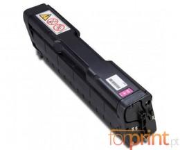 Cartucho de Toner Compatible Ricoh 407545 Magenta ~ 1.600 Paginas