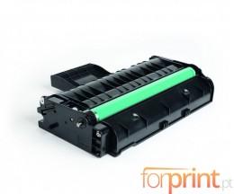 Cartucho de Toner Compatible Ricoh 408160 Negro ~ 2.600 Paginas