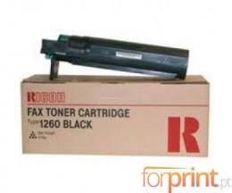 Cartucho de Toner Original Ricoh Type 1260 D Negro ~ 5.000 Paginas