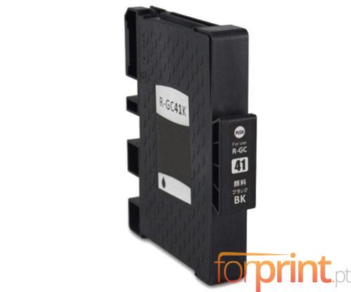 Cartucho de Tinta Compatible Ricoh GC-41 / GC-41 XXL Negro 36ml
