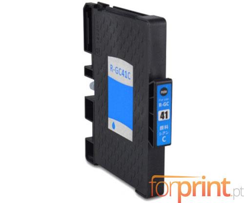 Cartucho de Tinta Compatible Ricoh GC-41 / GC-41 XXL Cyan 22ml
