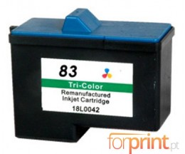 Cartucho de Tinta Compatible Lexmark 83HC Colores 15ml