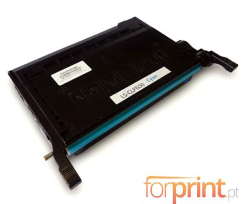 Cartucho de Toner Compatible Samsung 600A Cyan ~ 4.000 Paginas