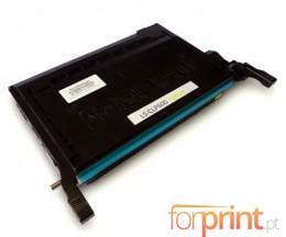 Cartucho de Toner Compatible Samsung 600A Amarillo ~ 4.000 Paginas
