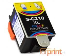 Cartucho de Tinta Compatible Samsung C-210 Colores 40ml