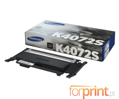 Cartucho de Toner Original Samsung 4072S Negro ~ 1.500 Paginas