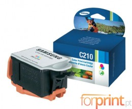 Cartucho de Tinta Original Samsung C-210 Colores 15ml ~ 250 Paginas