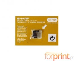 Rollo de Tinta Original Sharp EA732R Purpura